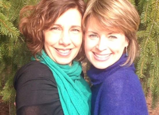 Allison & Elissa